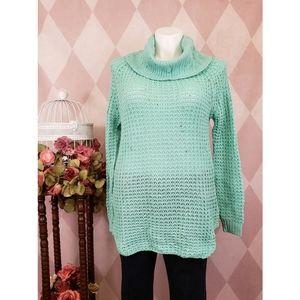Rue 21 | Mint Green Knit Sweater